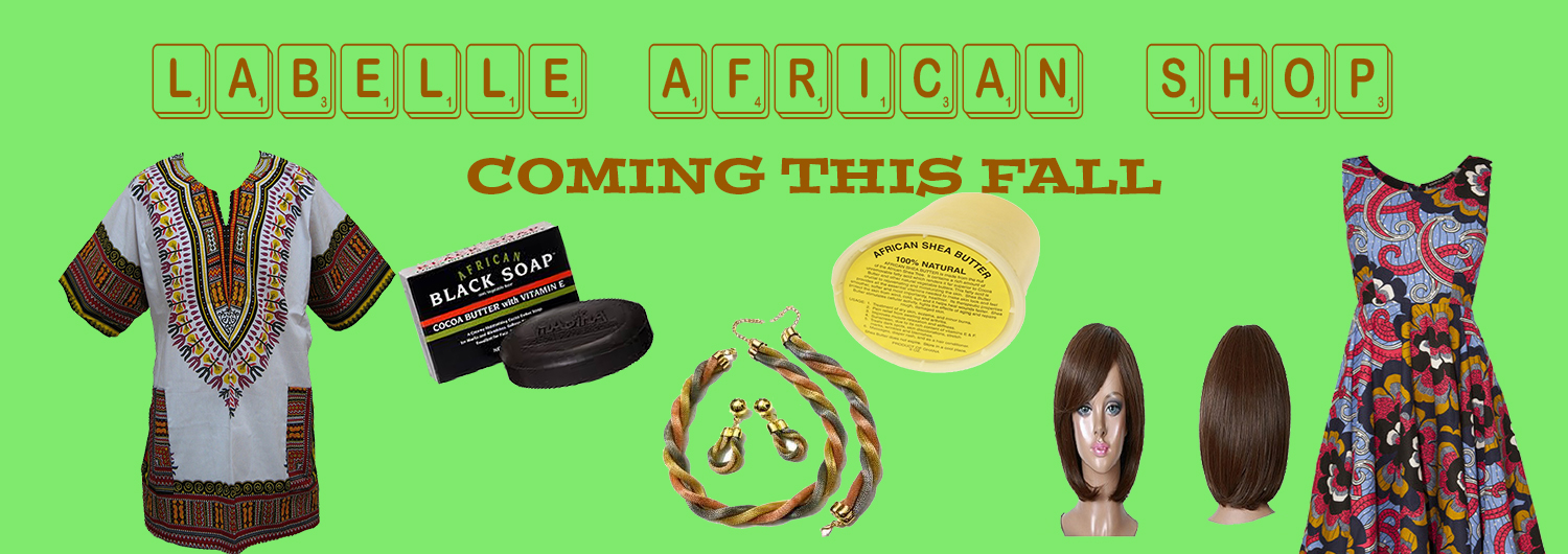 Coming his Fall - La Belle African Shop